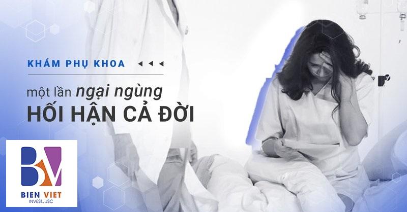Gói khám, sàng lọc bệnh lý phụ khoa cơ bản