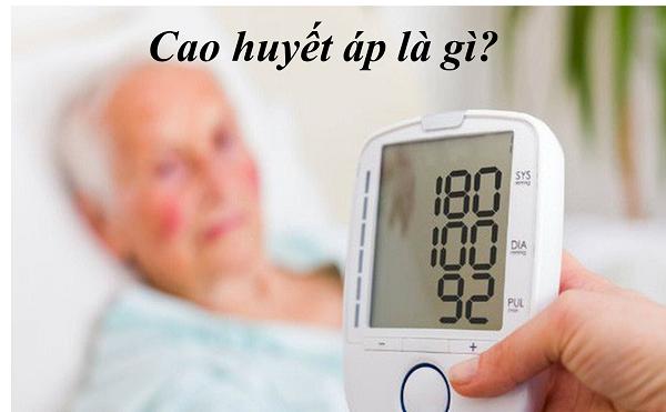 Bệnh cao huyết áp: Triệu chứng, nguyên nhân và cách điều trị bệnh