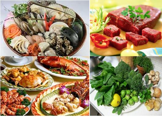 Bổ sung đồng cho cơ thể cần ăn những thực phẩm nào