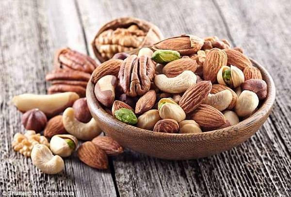 Các loại hạt tốt cho bệnh nhân đái tháo đường