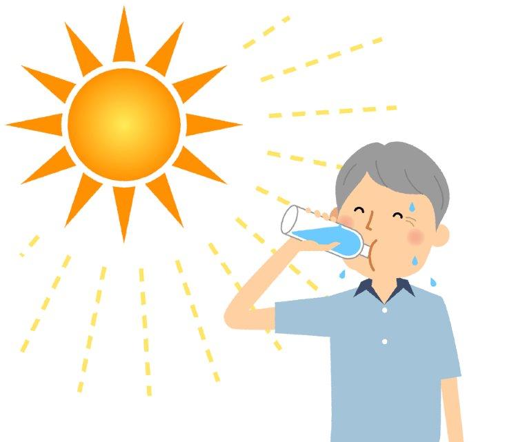 Hướng dẫn cách phòng bệnh mùa hè nắng nóng