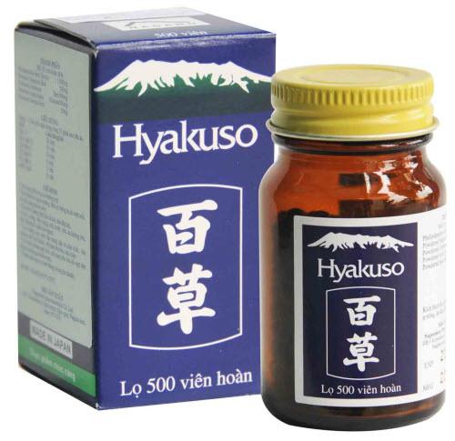 Hyakuso có tốt không? Giá bao nhiêu? Mua ở đâu?