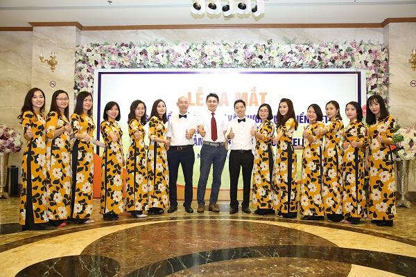 Lễ ra mắt Công ty CPĐT và TM Biển Việt - Phòng khám đa khoa Biển Việt