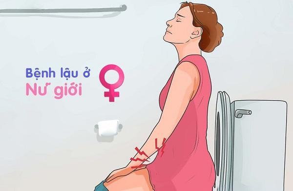 Mách bạn triệu chứng nhận biết bệnh lậu ở nữ giới