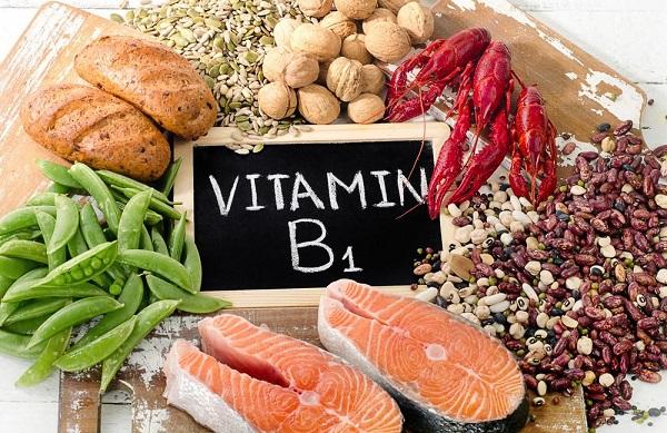Những thực phẩm chứa nhiều vitamin B1 (Thiamine)