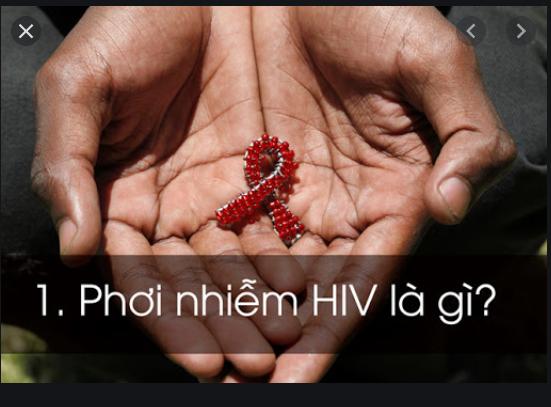 Phơi nhiễm HIV là gì? Làm gì khi bị phơi nhiễm HIV?