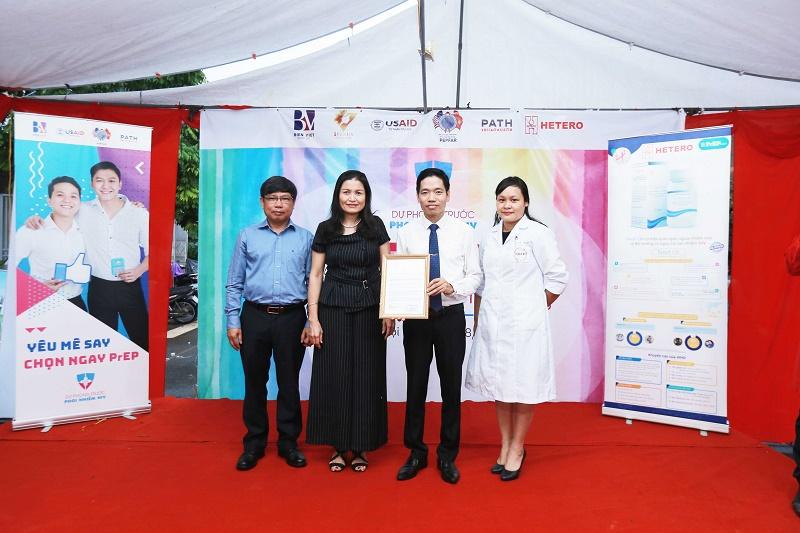 """Sự kiện """"PrEP HIV – Vì Sức Khỏe Cộng Đồng"""" – Dự phòng trước phơi nhiễm vì  sức khỏe cộng đồng tại Phòng khám Đa khoa Biển Việt"""